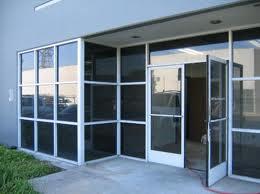 Commercial Glass Entry